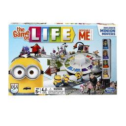 人生ゲーム ミニオン おもちゃ 人生ゲーム 英語版