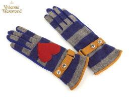ヴィヴィアンウエストウッド 手袋(レディース) ヴィヴィアンウエストウッド Vivienne Westwood 手袋16,200円以上で送料無料 無料ラッピング指定可 明日楽対応商品 v0761 【 オーブ てぶくろ ギフト ブランド ニット 防寒 レディース 】