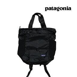 パタゴニア マザーズバッグ PATAGONIA パタゴニア トートバッグ ULTRALIGHT BLACK HOLE TOTE PACK BLK BLACK 48809