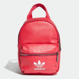アディダス 【公式】アディダス adidas ミニバックパック / リュックサック [Mini Backpack] オリジナルス レディース アクセサリー バッグ バックパック/リュックサック ピンク ED5883 リュック