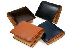 GANZO GANZO ガンゾ THIN BRIDLE シンブライドル 大型2つ折り財布
