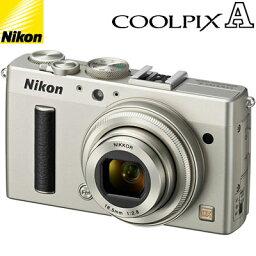 COOLPIX ニコン デジタルカメラ COOLPIX A COOLPIX-A-SL シルバー 【送料無料】【KK9N0D18P】