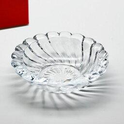 バカラ 灰皿 バカラ Baccarat ボリュート アッシュトレイ(灰皿)8cm 1712520
