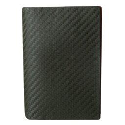 ダンヒル ダンヒル dunhill カードケース 名刺入れ シャーシ CHASSIS ビジネス グリーン×ブラウン L2V547V