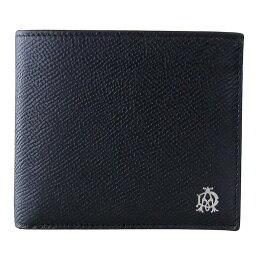 ダンヒル 二つ折り財布(メンズ) ダンヒル dunhill 財布 二つ折り財布 メンズ ボードン BOURDON ブラック L2X232A sale0115