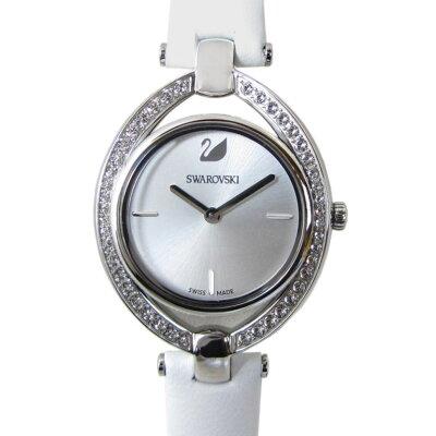 スワロフスキー 腕時計 レディース Stella ウォッチ ホワイト シルバー 5376812