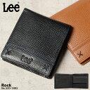 Lee リー 二つ折り財布 メンズ 320-1883