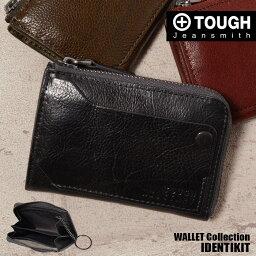 タフ TOUGH タフ キーケース 財布 IDENTIKIT 69101 メンズ 革 レザー