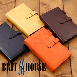 ブリットハウス ブリットハウス バイブル システム手帳 ダンテホース ホースプルアップレザー brit house DH-1020 【楽ギフ_包装】