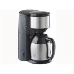 メリタアロマサーモ 【納期約7〜10日】JCM-1031/B-K メリタ オリジナルモデル コーヒーメーカー アロマサーモ10カップ JCM1031BK