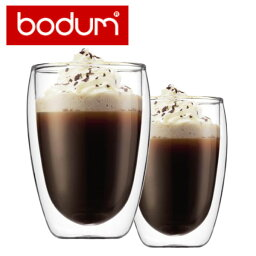 ボダム 【日本正規品】bobum(ボダム)PAVINA double wall glass Mペアセットダブルウォールグラス【包装・のし無料】【ギフト推奨品】