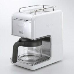 デロンギCMB6 DeLongi DRIP COFFEE MAKERデロンギ ドリップコーヒーメーカーkMix ホワイト