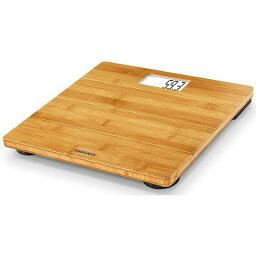ツェーンレ スリムデザイン ツェーンレ バンブースケール 体重計 Soehnle Bamboo Natural Personal Digital Bathroom Scale