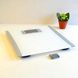 ツェーンレ スリムデザイン ツェーンレ 精密デジタル体重計 体脂肪計 Soehnle Easy Control Bathroom Scale 63806