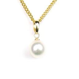 真珠 ペンダント 真珠 パール ネックレス あこや 送料無料 あこやパール 5.5〜6.0mm K18 ゴールド ネックレスペンダント