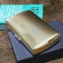 Zippo 灰皿 【PEARL】携帯灰皿 ヴィーナス ゴールド サテン仕上げ 人気 ブランド たばこケース 金色 メタル おしゃれ 上品 ジッポ レディース携帯灰皿 アイコス灰皿 iQOS灰皿