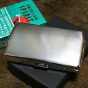 Zippo 灰皿 【PEARL】携帯灰皿 ヴィーナス シルバー サテン仕上げ 人気 ブランド たばこケース 銀色 メタル おしゃれ 上品 ジッポ レディース携帯灰皿 アイコス灰皿 iQOS灰皿