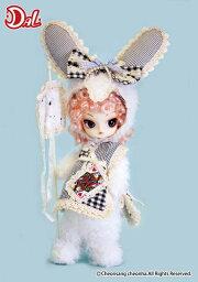 プーリップ ダル / Romantic White rabbit(ロマンティック ホワイトラビット) 通常サイズ 完成品ドール 単品[グルーヴ]《取り寄せ※暫定》