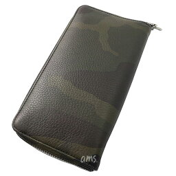 クロムハーツ 財布(メンズ) クロムハーツ 財布(Chrome Hearts)ウォレット REC・F・ZIP#2・プレーン・タンクカモ・レザー(長財布)