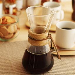 ケメックス CHEMEX(ケメックス) コーヒーメーカー 3cup
