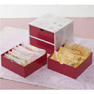 青木松風庵2段ギフトBOX/洋菓子/和菓子/おいしい/お取り寄せ/ギフト/進物/贈り物/贈答用/プレゼント/お菓子