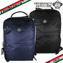 オロビアンコ リュック メンズ オロビアンコ ビジネスバッグ リュックサック Orobianco メンズ PUNTUALE-C 01 プンチュアーレ 2WAYバッグ ビジネスリュック 紳士用 大容量 バッグ ナイロン レザー ブラック/ブルー イタリア製