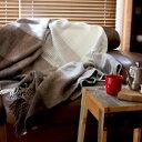 シルケボー ブランケット 【silkeborg Julia シルケボー ブランケット 140×240】毛布 リトアニア ウール アルパカ■ 送料無料■ あす楽■ ラッピング無料