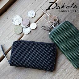 ダコタ 【選べるノベルティ大好評】Dakota BLACK LABEL ダコタブラックレーベル レティコロ 4連キーケース 本革 イタリア製牛革 0626104