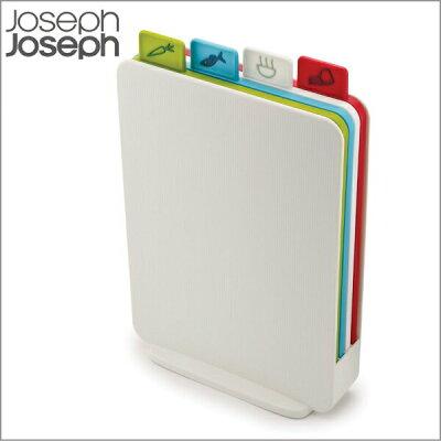 ジョセフジョセフ インデックス付まな板 アドバンス2.0 スリム ホワイト カッティングボード JosephJoseph Index