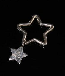 ティファニー キーホルダー(レディース) VINTAGE (ヴィンテージ) / VINTAGE TIFFANY STAR KEY RING (ティファニー ヴィンテージ スター キーリング シルバー) VT-TF-STAR-KR01【DEA】