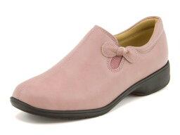 パンジー MALL-WALKING BY PANSY(モールウォーキングバイパンジー) レディース リボン付きコンフォートシューズ 3205 ピンク