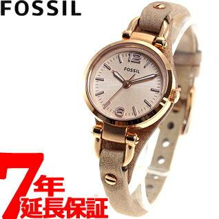 今日はneelがお得♪最大2000円OFFクーポン&店内ポイント最大46倍! FOSSIL フォッシル 腕時計 レディース GEORGIA ジョージア ES3262