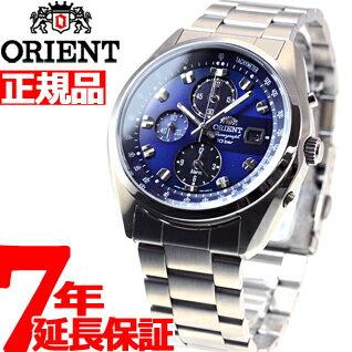 【今だけ!最大2000円OFFクーポン付!さらに店内ポイント最大43倍!】オリエント ネオセブンティーズ ORIENT Neo70's 腕時計 メンズ ホライズン HORIZON クロノグラフ WV0011TY