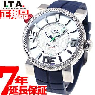 【今だけ!最大2000円OFFクーポン付!さらに店内ポイント最大43倍!】I.T.A. アイティーエー 腕時計 メンズ ピラータ 2.0 Pirata 2.0 20-00-03