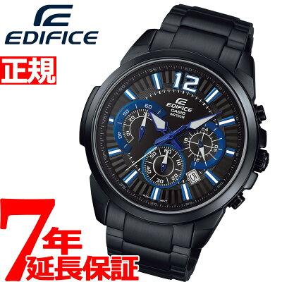 カシオ エディフィス CASIO EDIFICE 限定モデル 腕時計 メンズ アナログ クロノグラフ EFR-535BKJ-1A2JF