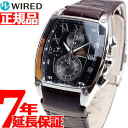 ワイアード 腕時計(メンズ) SEIKO セイコー ワイアード リフレクション 腕時計 クロノグラフ メンズ SEIKO WIRED REFLECTION AGAV039【あす楽対応】【即納可】