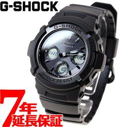 カシオ G-SHOCK 腕時計(メンズ) G-SHOCK 電波 ソーラー 電波時計 ブラック 腕時計 メンズ アナデジ タフソーラー AWG-M100SBB-1AJF【正規品】