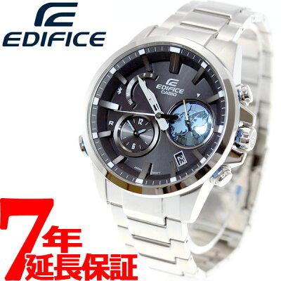 カシオ エディフィス CASIO EDIFICE Bluetooth ブルートゥース 対応 ソーラー 腕時計 メンズ アナログ EQB-600D-1A2JF