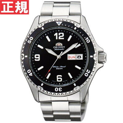 明日0時からはニールがお得♪店内ポイント最大55倍!オリエント ORIENT 逆輸入モデル 海外モデル 腕時計 メンズ 自動巻き マコ Mako SAA02001B3