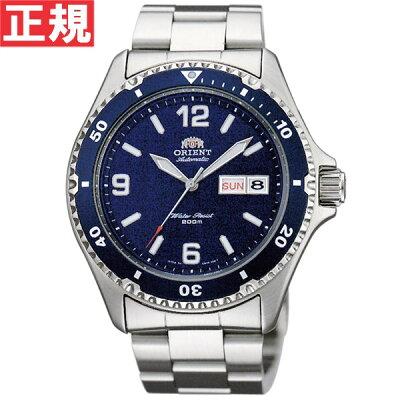 今日はニールがお得♪店内ポイント最大55倍!20日23時59分まで!オリエント ORIENT 逆輸入モデル 海外モデル 腕時計 メンズ 自動巻き マコ Mako SAA02002D3