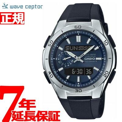 カシオ ウェーブセプター CASIO wave ceptor 電波 ソーラー 電波時計 腕時計 メンズ アナデジ タフソーラー WVA-M650-2AJF