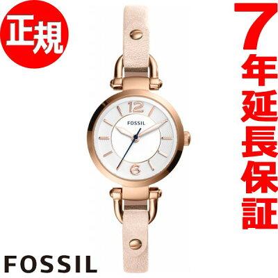 今日はneelがお得♪最大2000円OFFクーポン&店内ポイント最大46倍! フォッシル FOSSIL 腕時計 レディース ジョージア GEORGIA ES4340