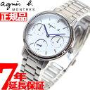 アニエスベー 腕時計(レディース) アニエスベー agnes b. 腕時計 レディース サム SAM FCST991