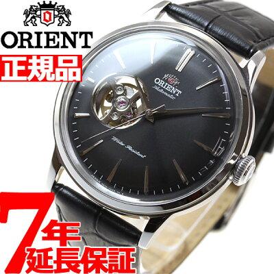 【今だけ!最大2000円OFFクーポン付!さらに店内ポイント最大43倍!】オリエント ORIENT クラシック CLASSIC 腕時計 メンズ 自動巻き オートマチック メカニカル セミスケルトン RN-AG0007B