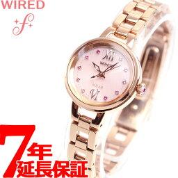 セイコー ワイアード 腕時計(レディース) セイコー ワイアード エフ SEIKO WIRED f ソーラー 腕時計 レディース AGED093