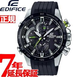 カシオ エディフィス 腕時計(メンズ) カシオ エディフィス CASIO EDIFICE Bluetooth ブルートゥース 対応 ソーラー 腕時計 メンズ タフソーラー EQB-800BR-1AJF【2018 新作】