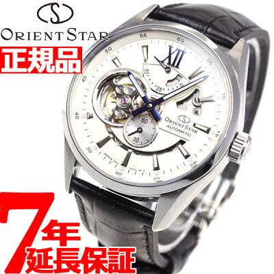 オリエントスター ORIENT STAR 腕時計 メンズ 自動巻き 機械式 コンテンポラリー CONTEMPORALY モダンスケルトン RK-AV0007S【2018 新作】