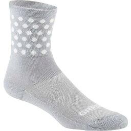ルイガノ イルスガーナー レディース 靴下 アンダーウェア Louis Garneau Women's Merino 60 Socks White/Drizzle