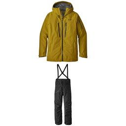 パタゴニア パタゴニア メンズ ジャケット&ブルゾン アウター Patagonia PowSlayer Jacket + Bib Pants null