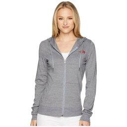アメリカーナ 【当日出荷】 ノースフェイス レディース パーカー・スウェットシャツ Americana Full Zip Hoodie TNF Medium Grey Heather 【サイズ XS】